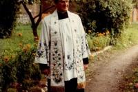 Ksiądz Benedykt Gierszewski