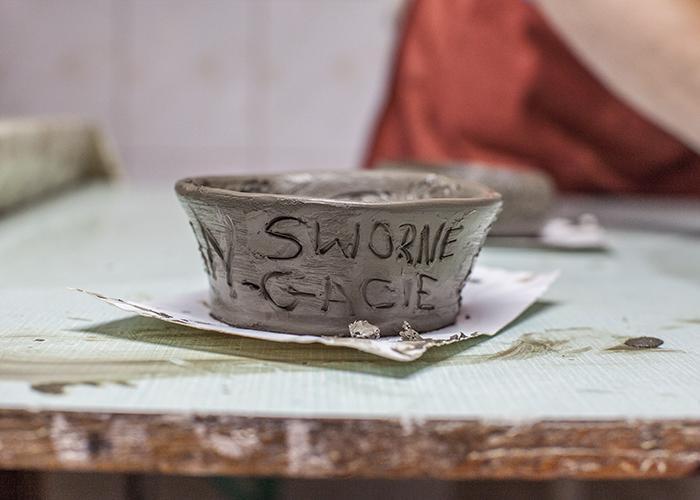 Ceramika w Swornegaciach
